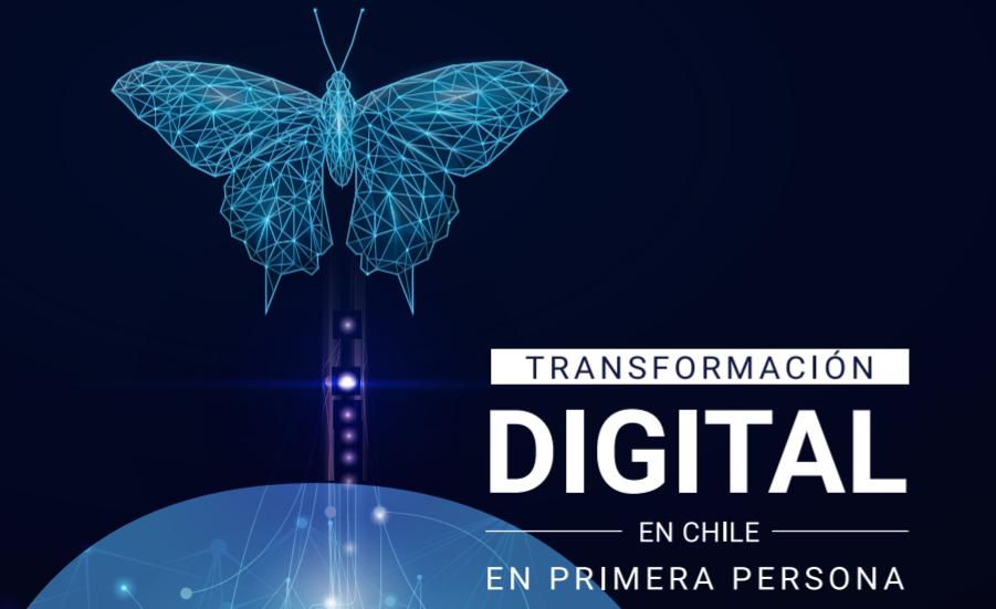 WherEX participa en libro Transformación Digital en Chile En primera persona